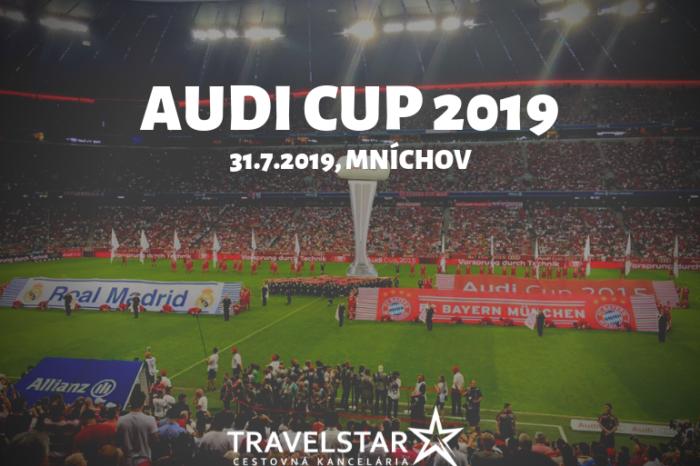 Autobusový zájazd na oba dni AUDI CUP 2019 (s prespaním)