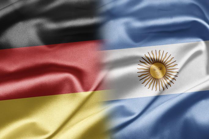 Prípravný zápas Nemecko-Argentína