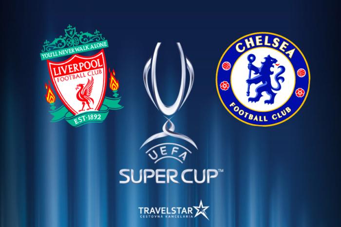 Superpohár UEFA: Liverpool – Chelsea