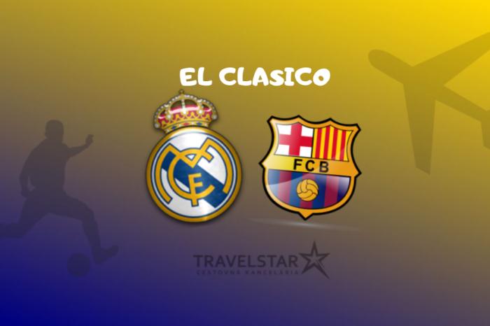 El Clasico: Real Madrid – FC Barcelona
