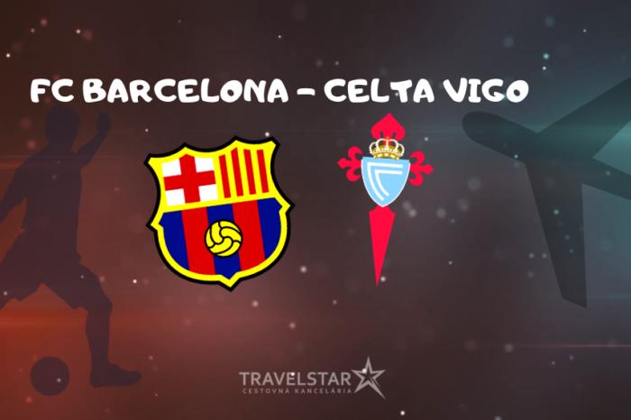 FC Barcelona – Celta Vigo