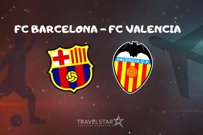 FC Barcelona – FC Valencia