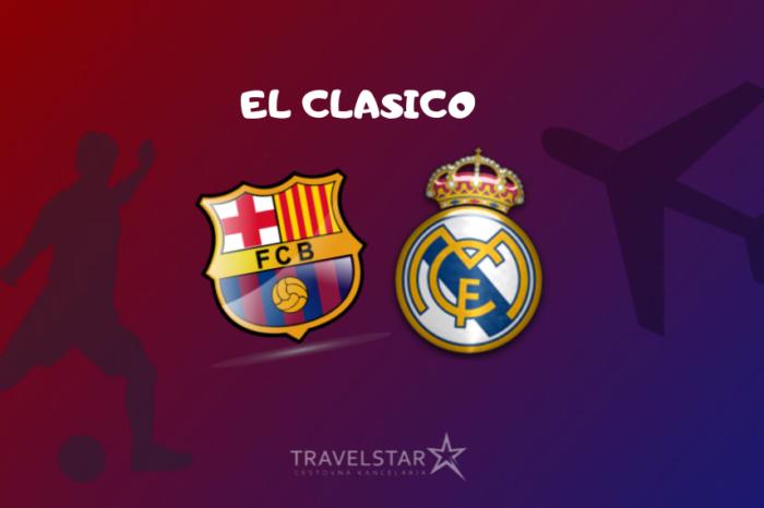El Clasico: FC Barcelona – Real Madrid