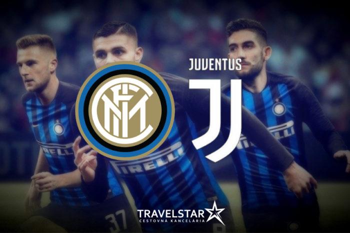 Inter Miláno – Juventus Turín