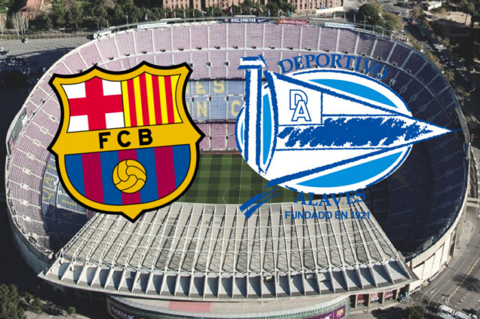Fc Barcelona – Deportivo Alaves