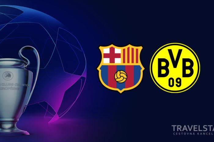 Liga majstrov: Fc Barcelona – Dortmund