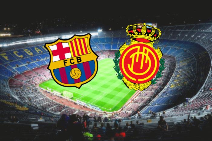 Fc Barcelona – Mallorca