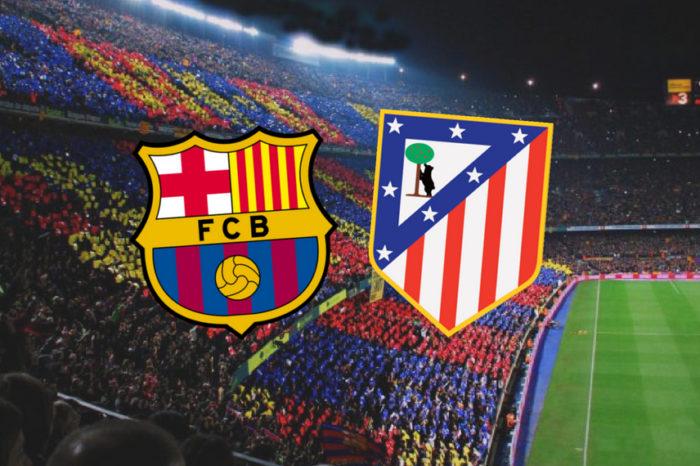 Fc Barcelona – Atletico Madrid