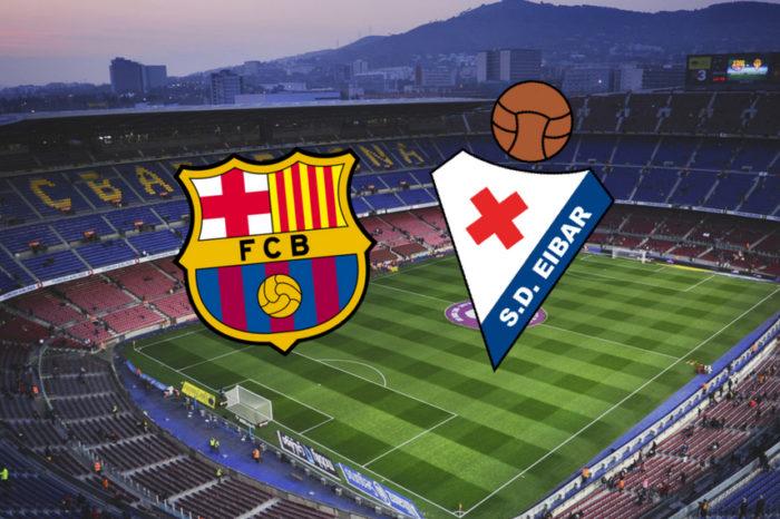 Fc Barcelona – Eibar