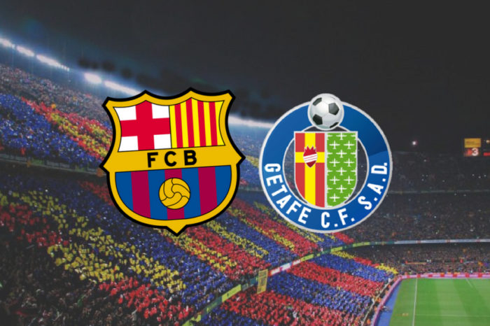 Fc Barcelona – Getafe