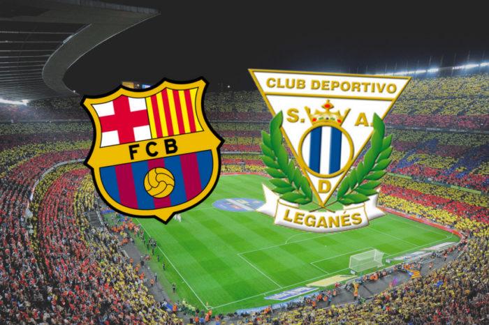 Fc Barcelona – Leganes
