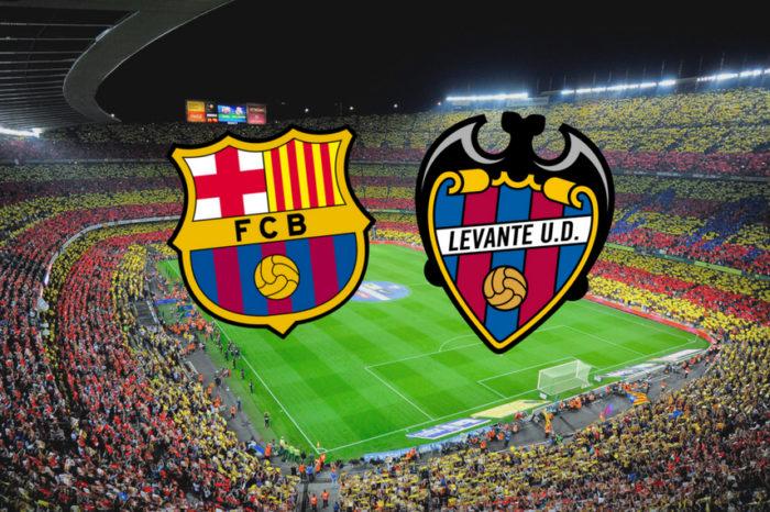 Fc Barcelona – Levante