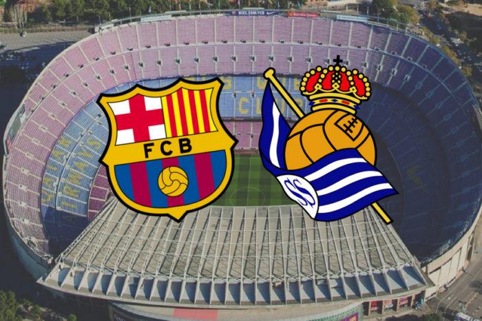 Fc Barcelona – Real Sociedad