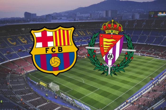 Fc Barcelona – Real Valladolid