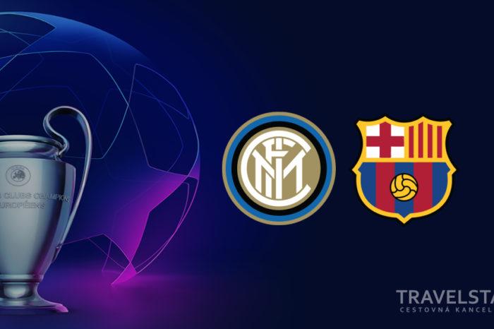 Liga majstrov: Inter Miláno – Fc Barcelona (na 1 noc)