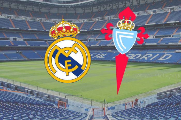 Real Madrid – Celta Vigo