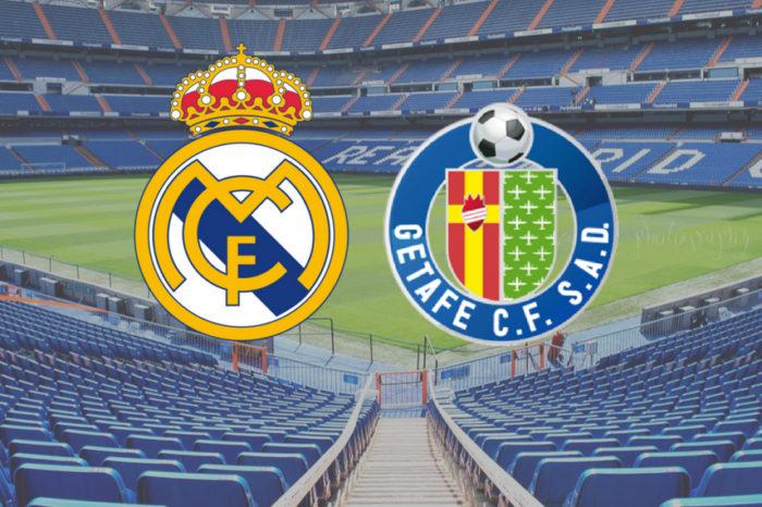 Real Madrid – Getafe
