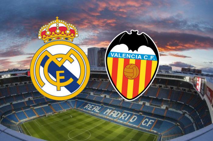 Real Madrid – Valencia
