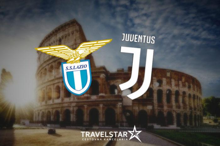 Lazio Rím – Juventus Turín