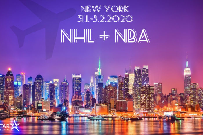 New York: NHL + NBA