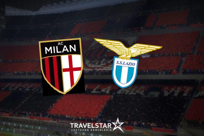 Ac Miláno – Lazio Rím