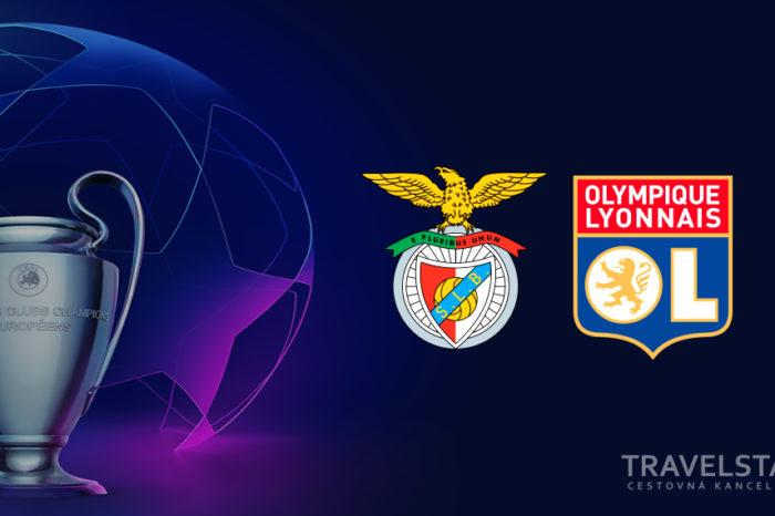 Liga majstrov: Benfica Lisabon – Olympique Lyon