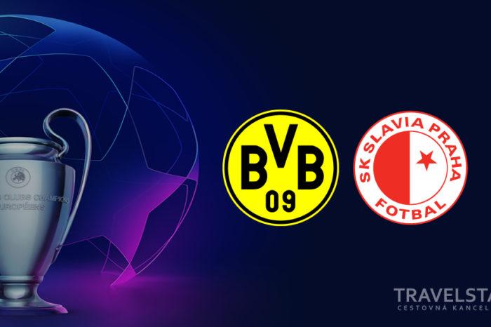 Liga majstrov: Borussia Dortmund – Slávia Praha