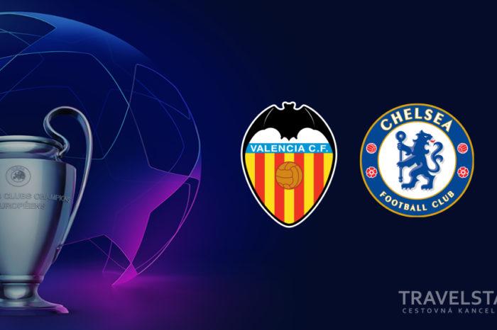 Liga majstrov: Valencia – Chelsea
