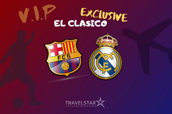 El Clasico EXCLUSIV: Fc Barcelona – Real Madrid