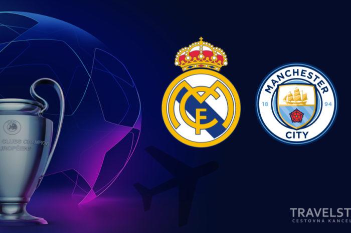 Liga majstrov: Real Madrid – Manchester City