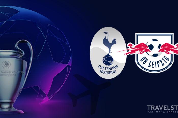Liga majstrov: Tottenham – Leipzig