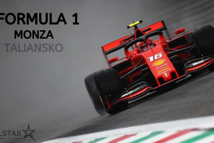 Formula 1 – Monza 2020