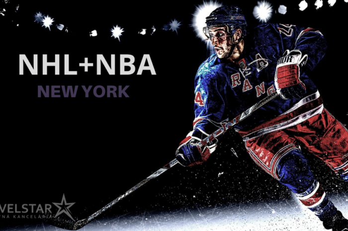 New York: NHL + NBA