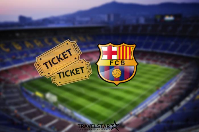 Vstupenky na FC BARCELONA