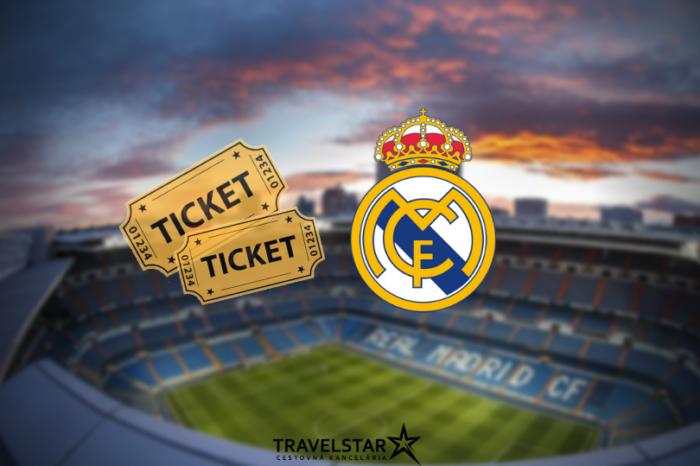 Vstupenky na Real Madrid