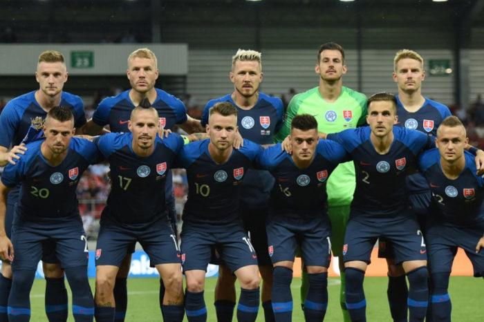 MS vo futbale 2022: Cyprus – Slovensko