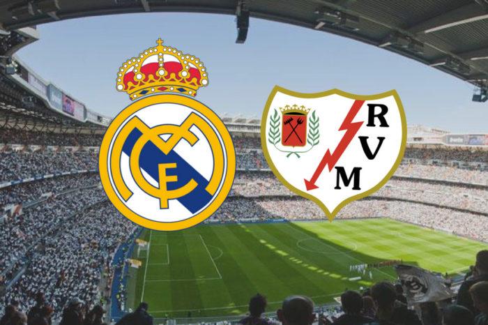 Real Madrid – Rayo Vallecano