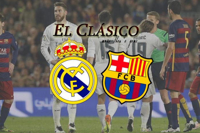 Real Madrid – FC Barcelona