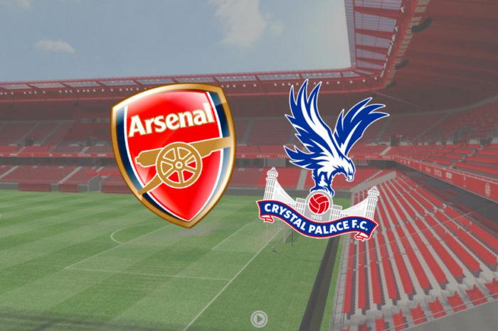 Arsenal Londýn – Crystal Palace