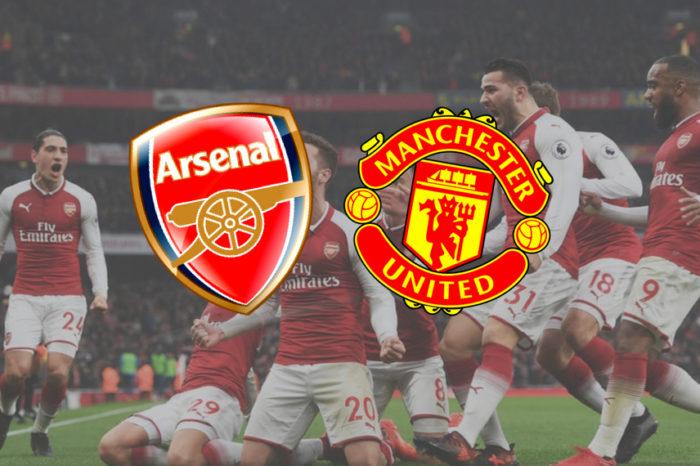 Arsenal Londýn – Manchester United