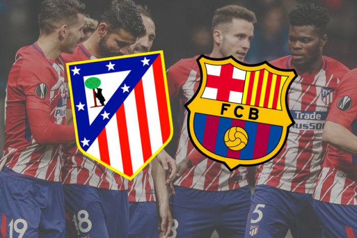 Atletico Madrid – FC Barcelona