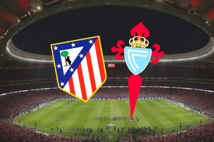 Atletico Madrid – Celta Vigo
