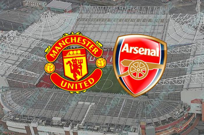 Manchester United – Arsenal Londýn