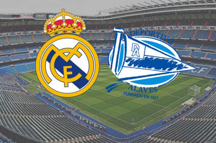 Real Madrid – Deportivo Alavés