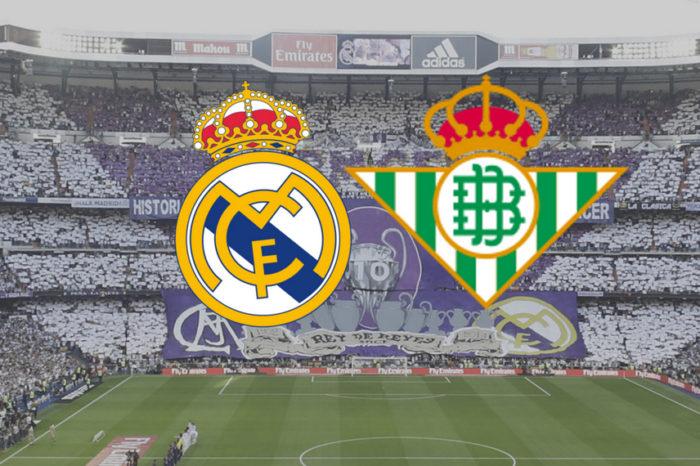 Real Madrid – Betis Sevilla