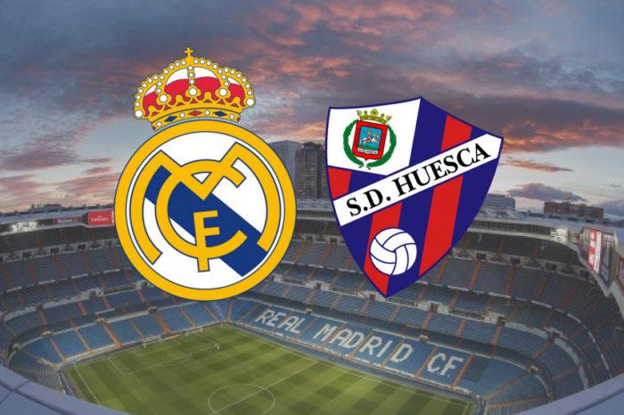 Real Madrid – SD Huesca