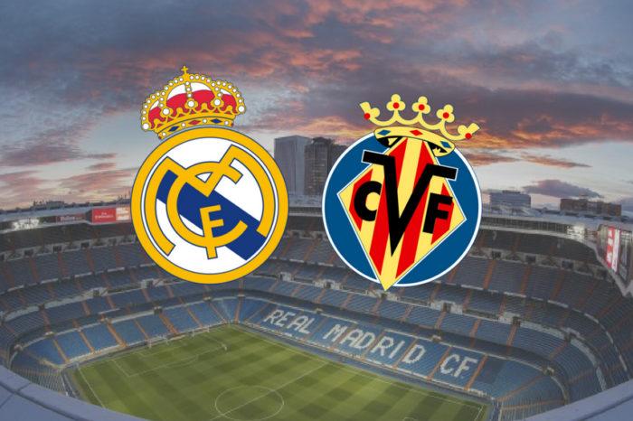 Real Madrid – Villarreal