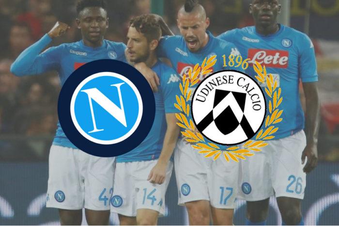 SSC Neapol – Udinese