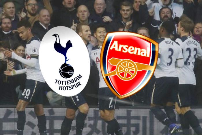 Tottenham-Arsenal na otočku!