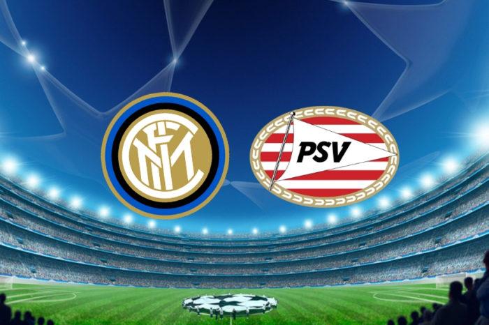 Liga majstrov: Inter Miláno – PSV Eindhoven